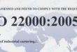 dịch vụ tư vấn cấp giấy chứng nhânnj ISO 22000