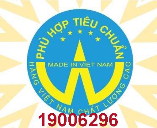chứng nhận Hàng Việt Nam chất lượng cao phù hợp tiêu chuẩn (Made in Viet Nam)