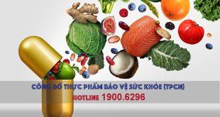 Đăng ký công bố thực phẩm chức năng nhập khẩu