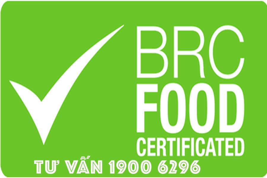 Chứng nhận an toàn thực phẩm BRC